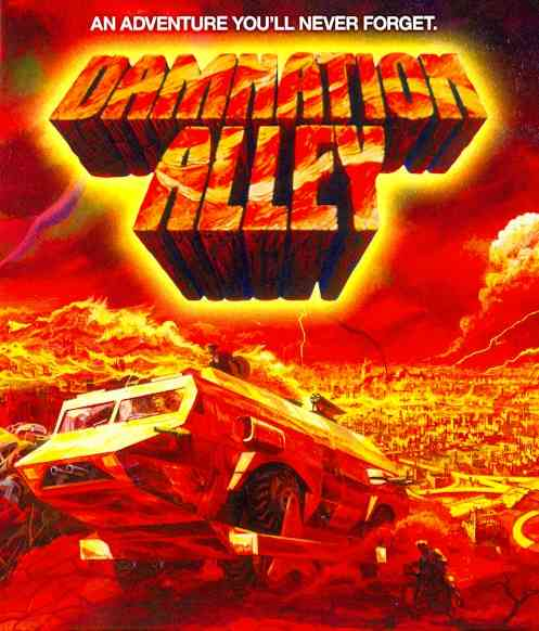 DAMNATION ALLEY BY PEPPARD,GEORGE (Blu-Ray)